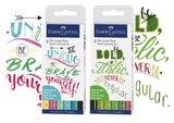 Faber-Castell Pitt Artist Pen Handlettering_