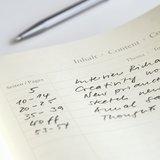 Leuchtturm Pocket Notebook Hardcover Ruled_