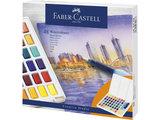 Faber-Castell Aquarel verf in box met 48 kleuren_