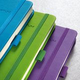 Notebook A6 Sigel Conceptum Pure Hardcover 'Colour' _