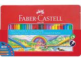 Faber-Castell Cadeauset 53-delig in metalen doos_