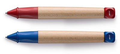 LAMY ABC Vulpotlood blauw of rood