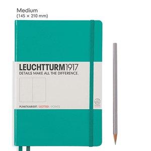 Leuchtturm Medium Hardcover Notebook Dotted