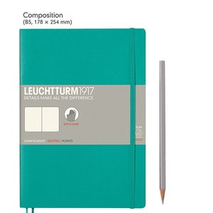 Leuchtturm B5 Composition Softcover Notebook Dotted