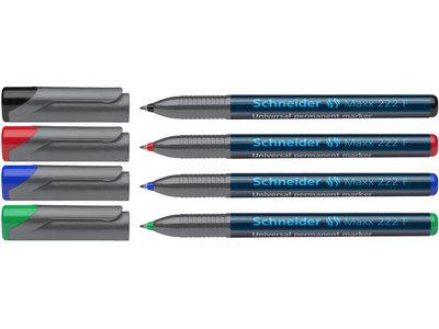 Schneider Maxx 222 F marker permanent