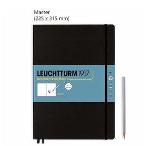 Leuchtturm Master Schetsboek Black