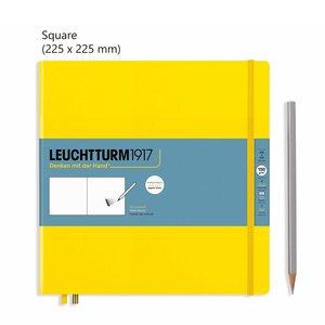 Leuchtturm Square Schetsboek Lemon