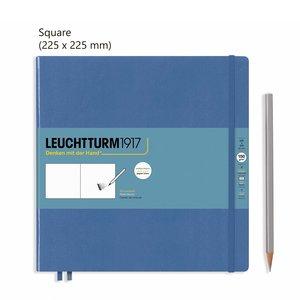 Leuchtturm Square Schetsboek Denim