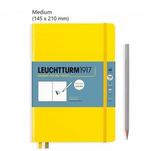 Leuchtturm Medium Schetsboek Lemon