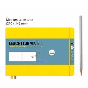 Leuchtturm Landscape Schetsboek Lemon