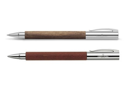 Faber-Castell Ambition Rollerball  Peren- of Walnoothout