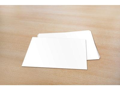 Raadhuis blanco cards A6