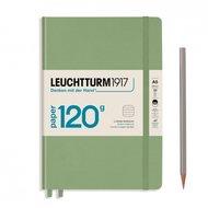 Leuchtturm Hardcover Medium (A5) Sage 120g